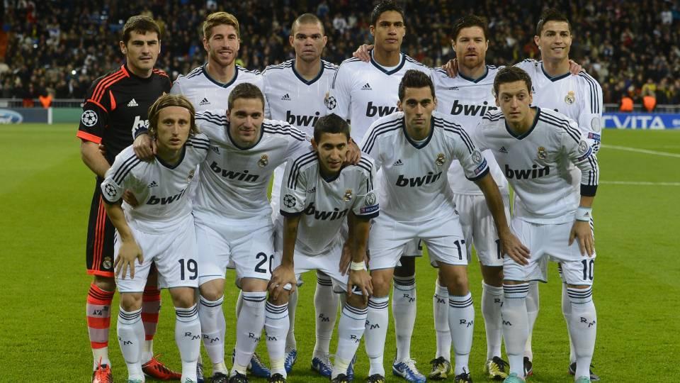 real madrid fodbold