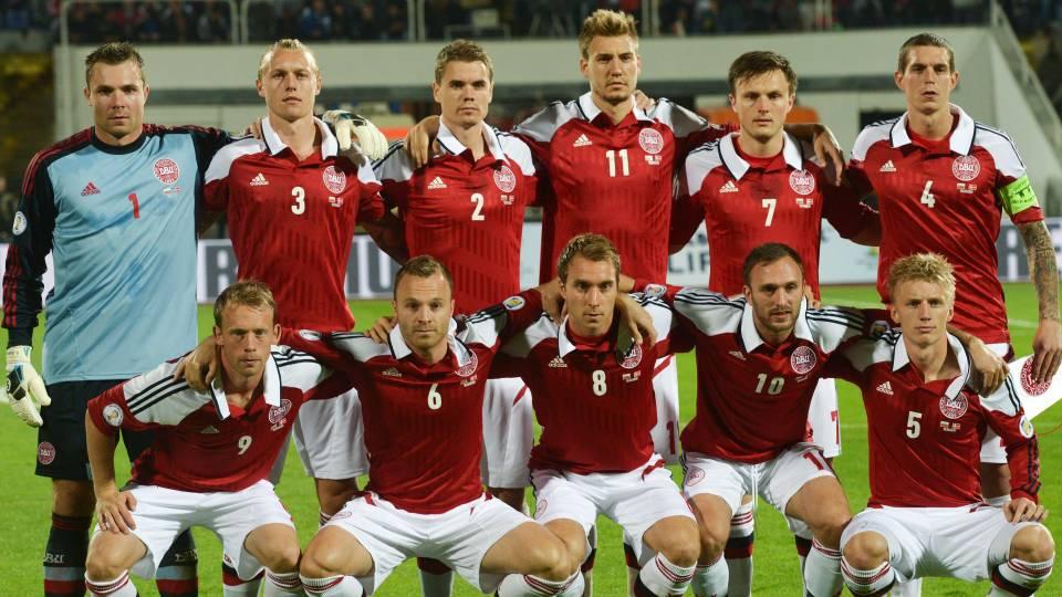 danske landshold