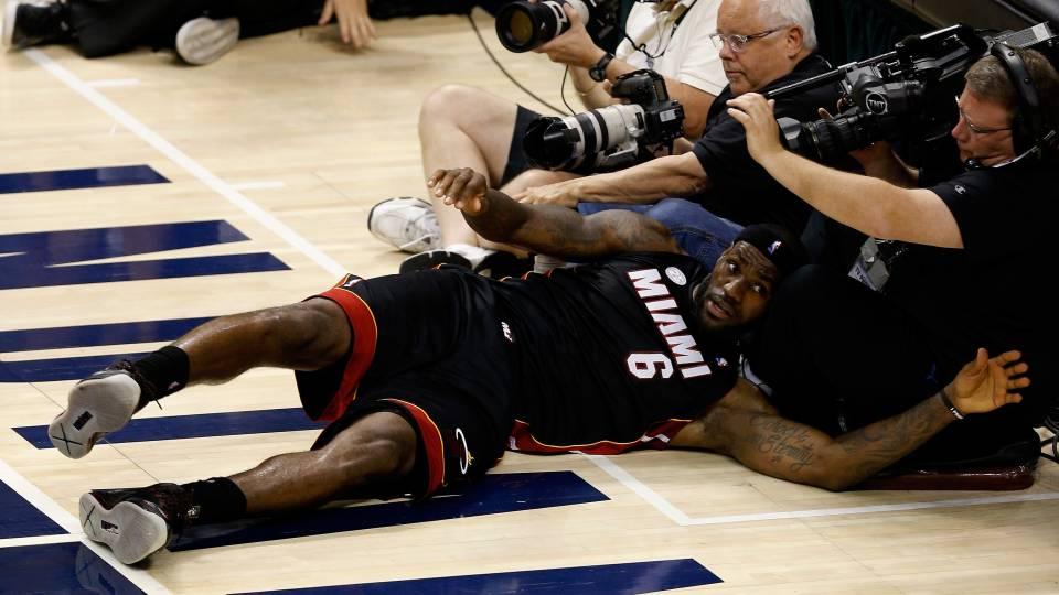 NBA-stjerne får bøde for at filme