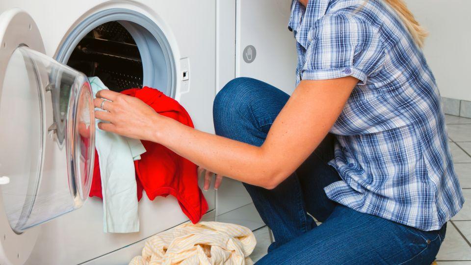 vask af tøj