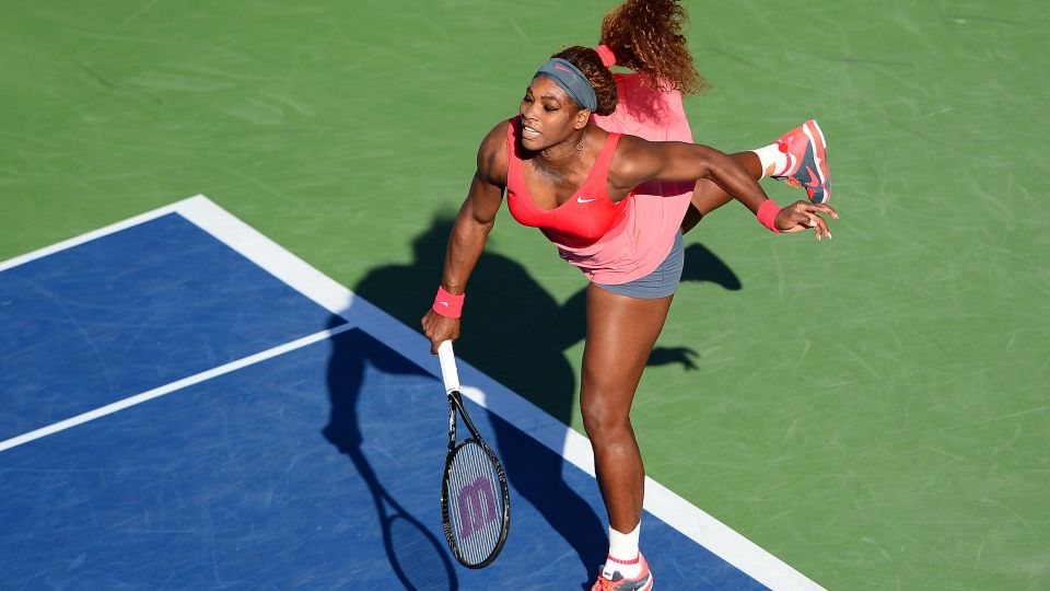 serena asian singles Serena williams during the 2016 us open women's singles in new york on september 3, 2016 she has said kenya is one of her favourite places in africa and she would like to hold a tennis event in the country.