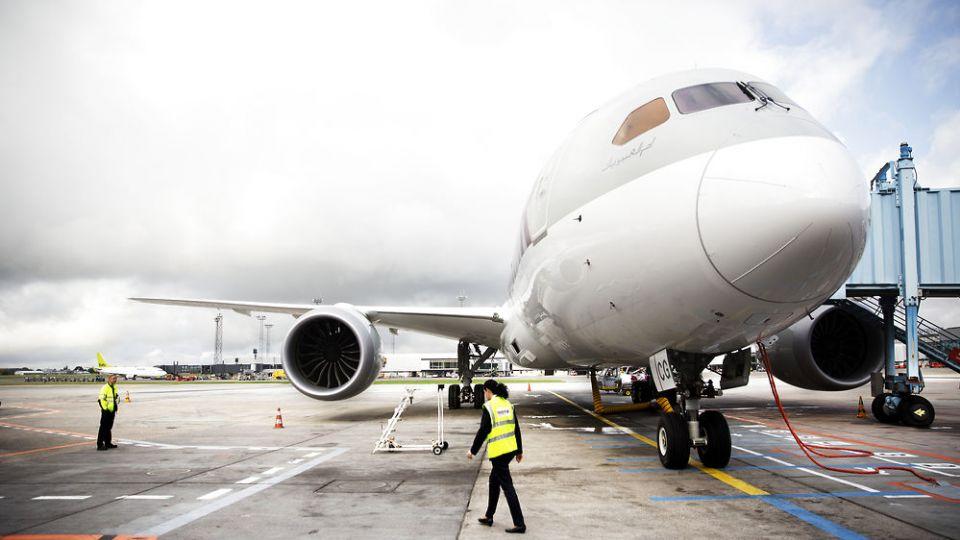 fly københavns lufthavn