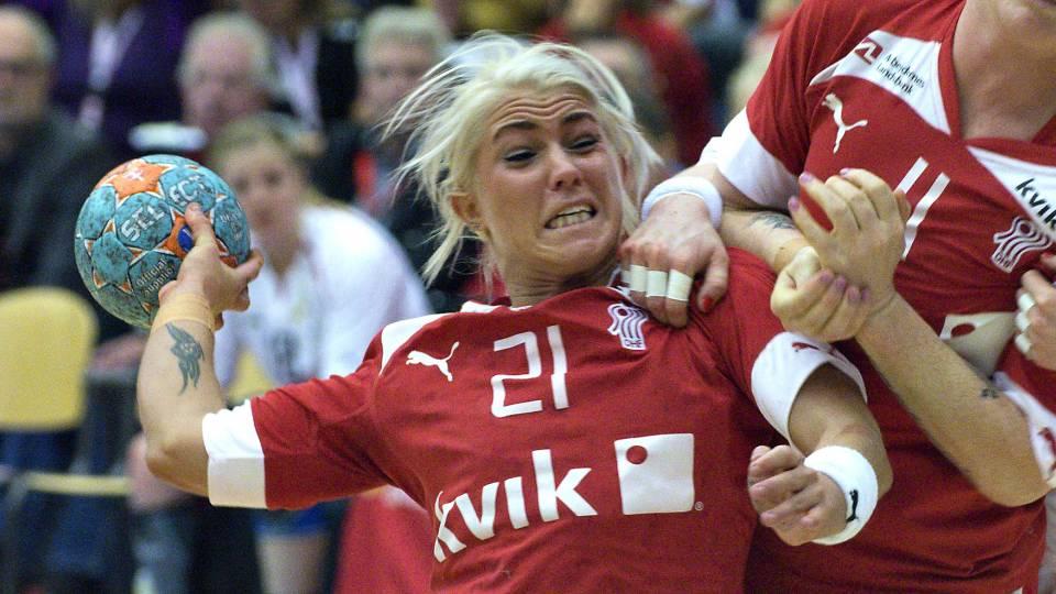 danmarks kvindelandshold håndbold