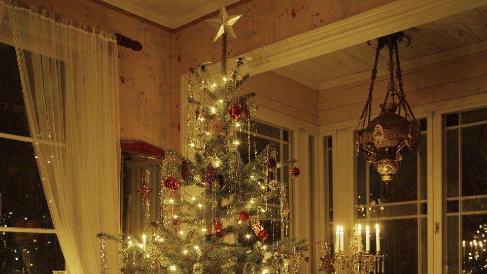 kugler til juletræ