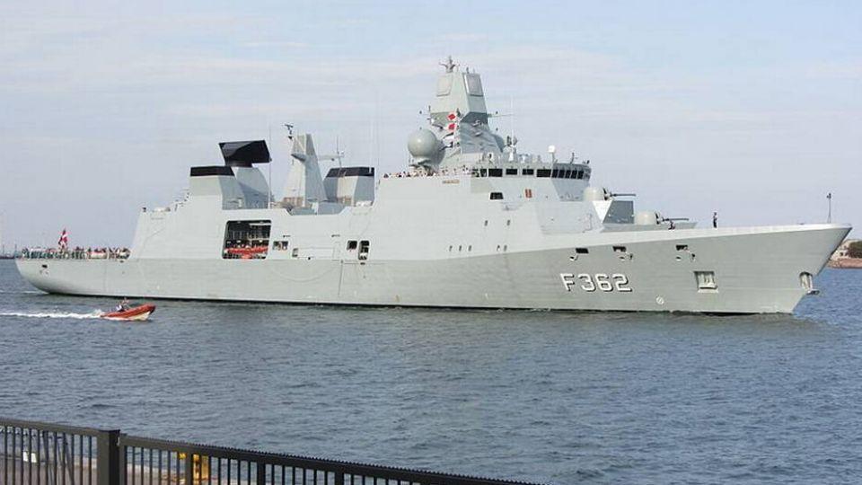 verdens største krigsskib
