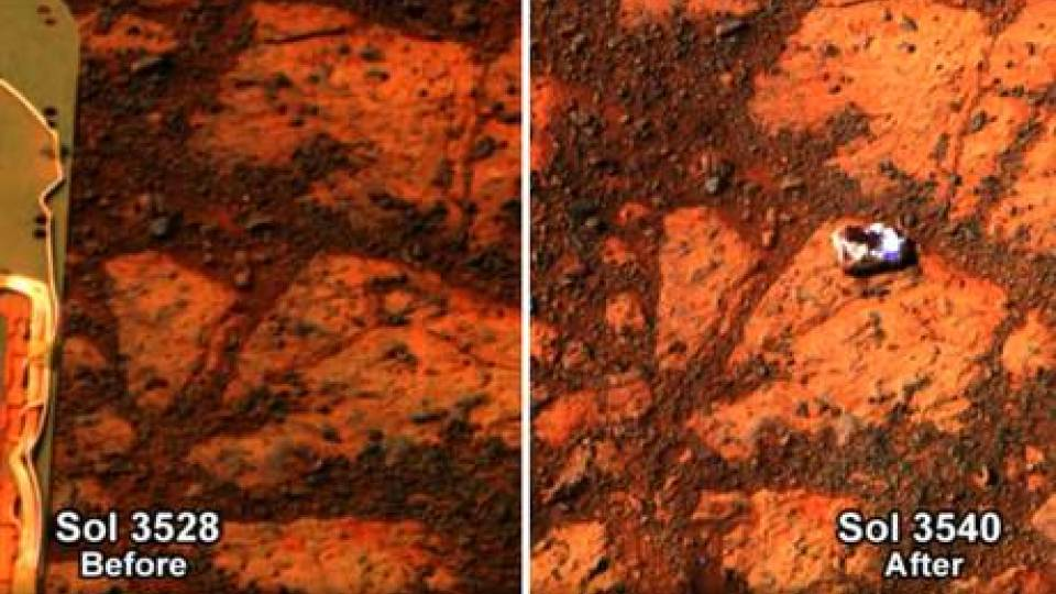Mystik på Mars: Hvor kommer denne sten fra? - TV 2