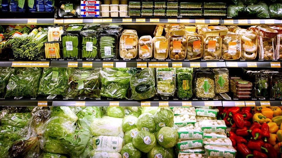 bedste online supermarked