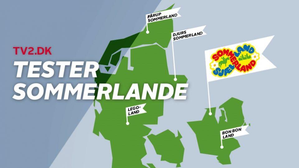 hvor ligger sommerland sjælland