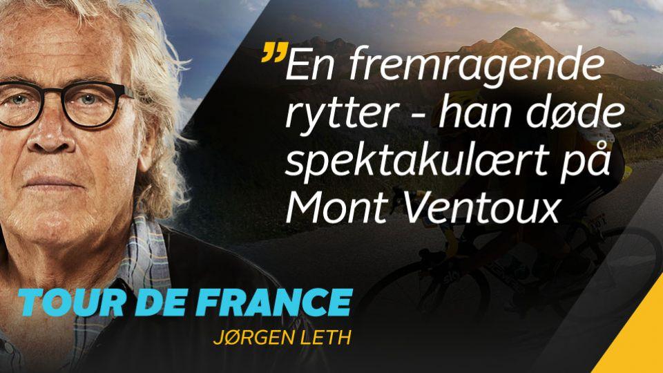 jørgen leth citater Jørgen Leth fortæller: Historisk vingesus på 1. etape   TV 2 jørgen leth citater