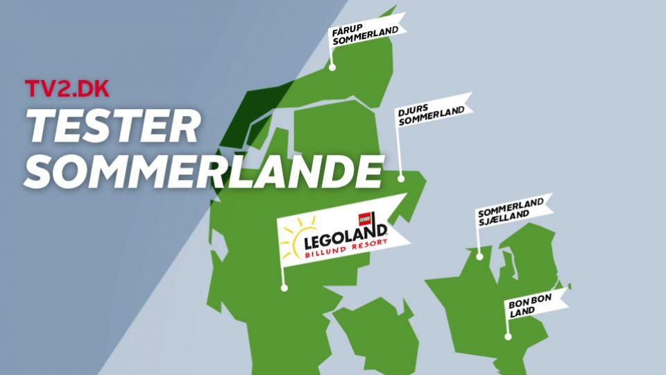 Sommerland Sjælland kort bryster vokser