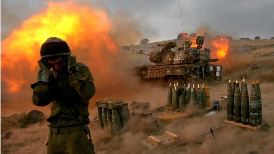 Overblik: Konflikten i Mellemøsten