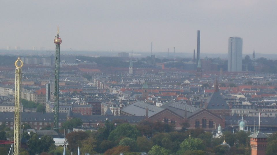 Kraftig luftforurening i København | Nyhederne