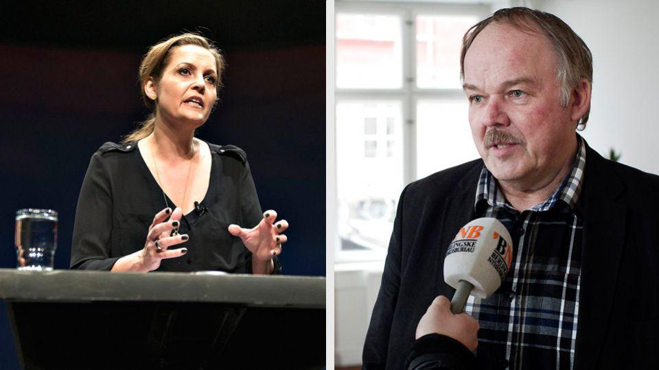 Organiserede tyvebander stjæler genbrugstøj for millioner | Nyhederne.tv2.dk