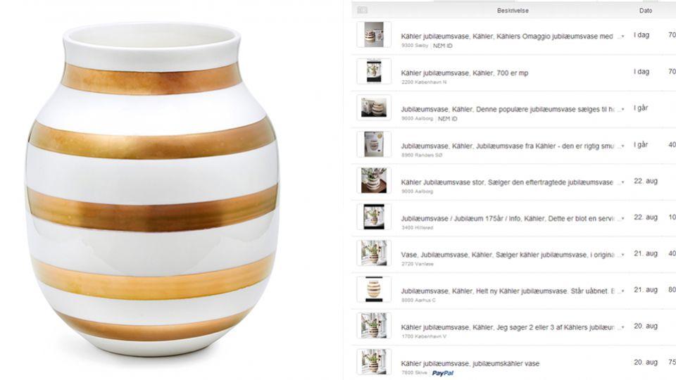 Kendte Amok-efterspørgsel: Alle vil have denne vase - TV 2 NT-85