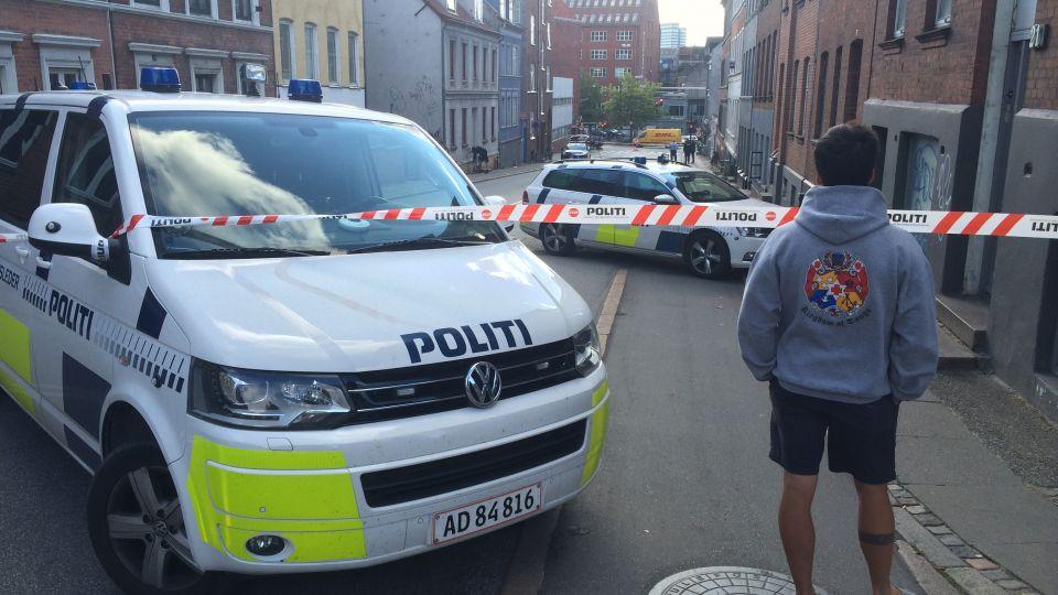 østjyllands politi tlf