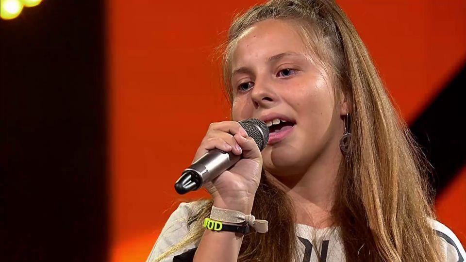 voice junior vinder