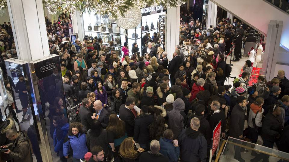 butikker med rabatt på black friday