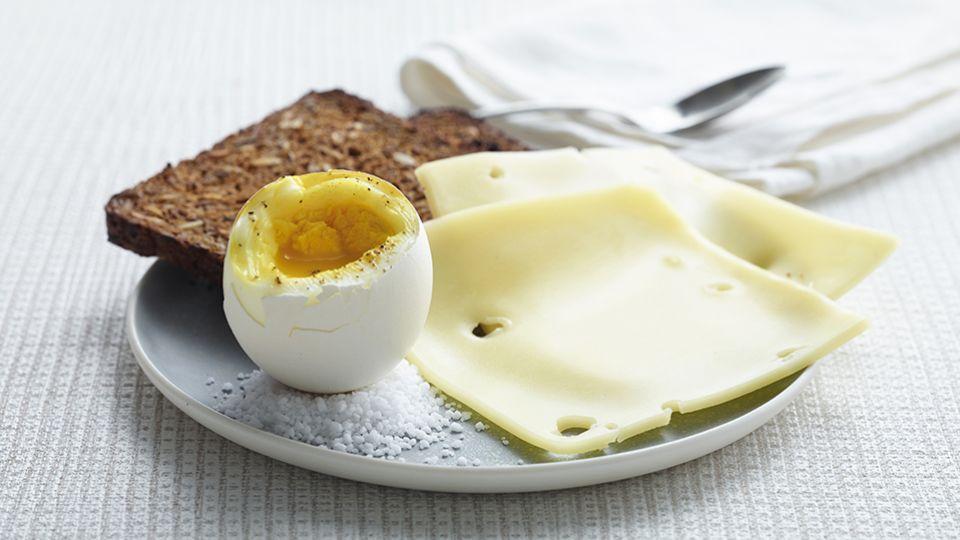 hvad spiser danskerne til morgenmad