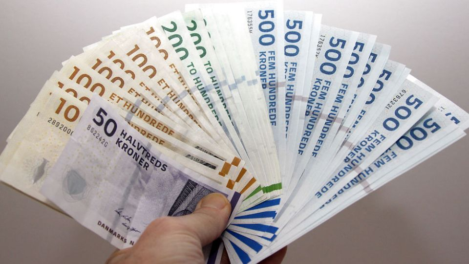 veksle euro til danske kroner massage anmeldelser