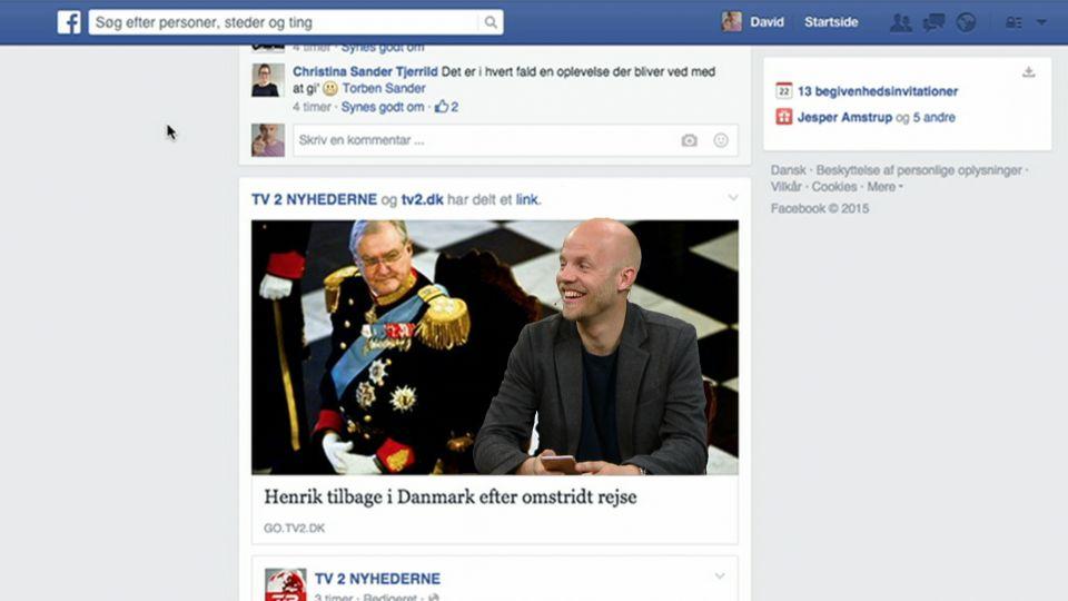 søg venner på facebook Hillerød