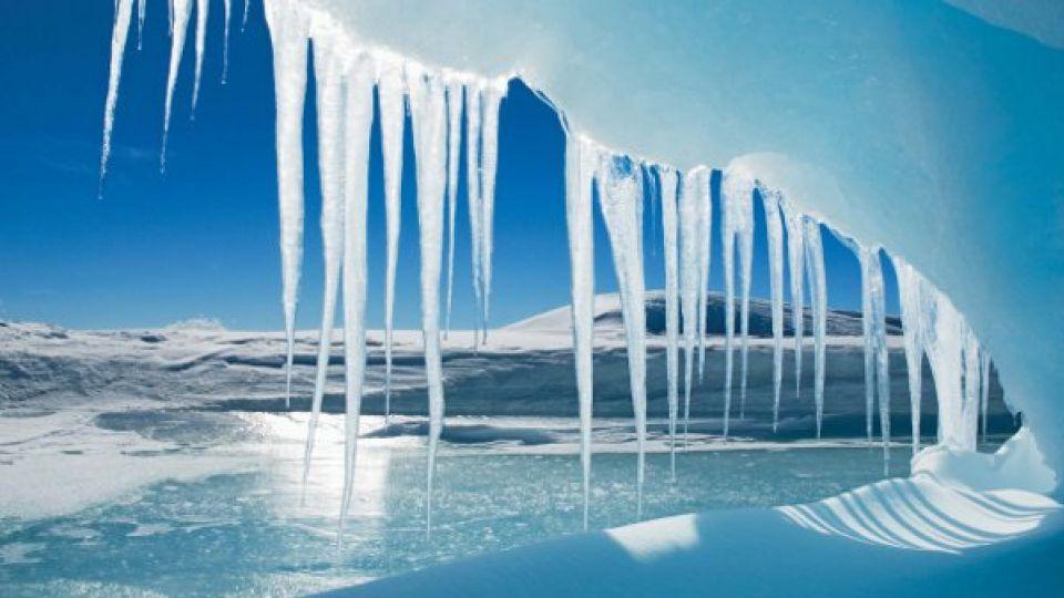 Det var koldt på Antarktis i går.. Rigtig koldt.. Til gengæld var det varmt i Pakistan. Arkiv.