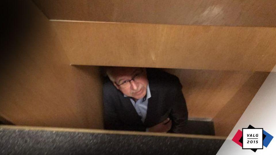 nabo kone elevator christiansborg