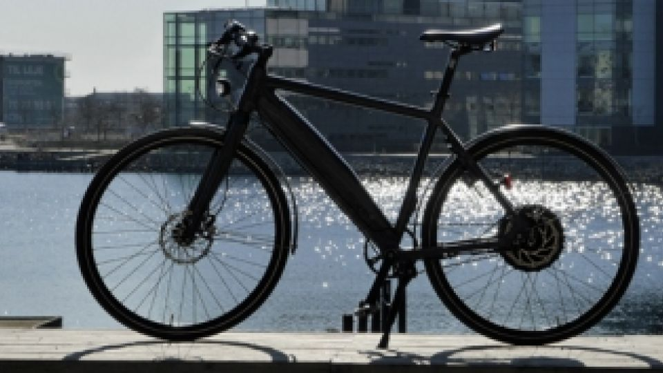 TEST: ELegant by-cykel undgår sved på panden - TV 2