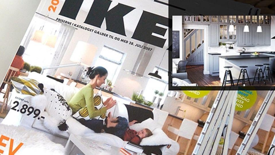 Ikea afslører: Vores billeder er lavet på computer - TV 2