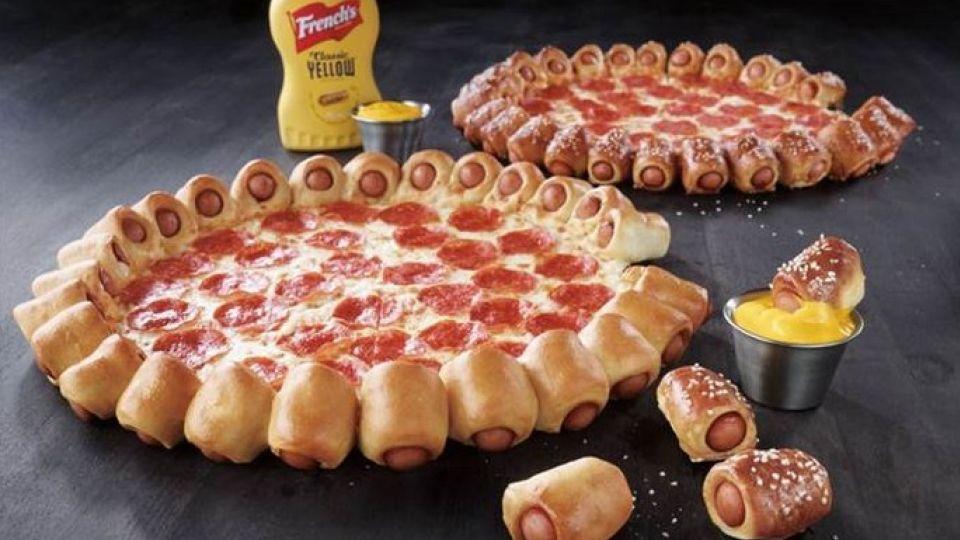 pizza hut dk