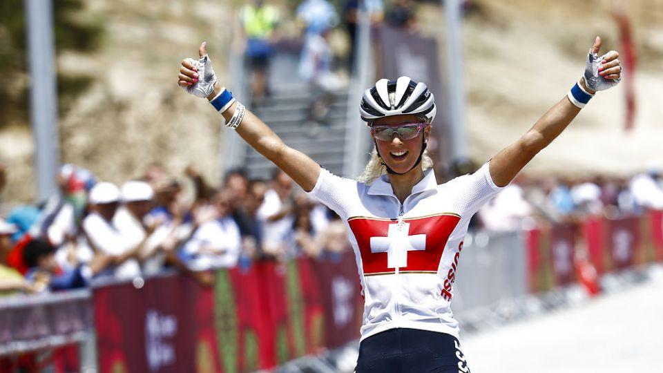 d03509f6bad Schweizer vinder første guldmedalje ved European Games - TV 2
