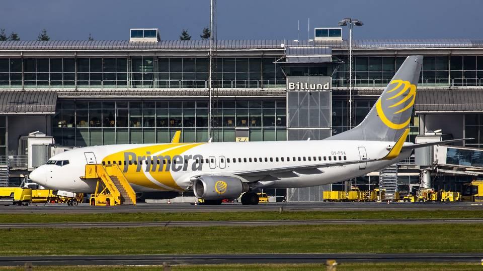 Ryanair forlader Billund: Nu opruster konkurrenten - TV 2