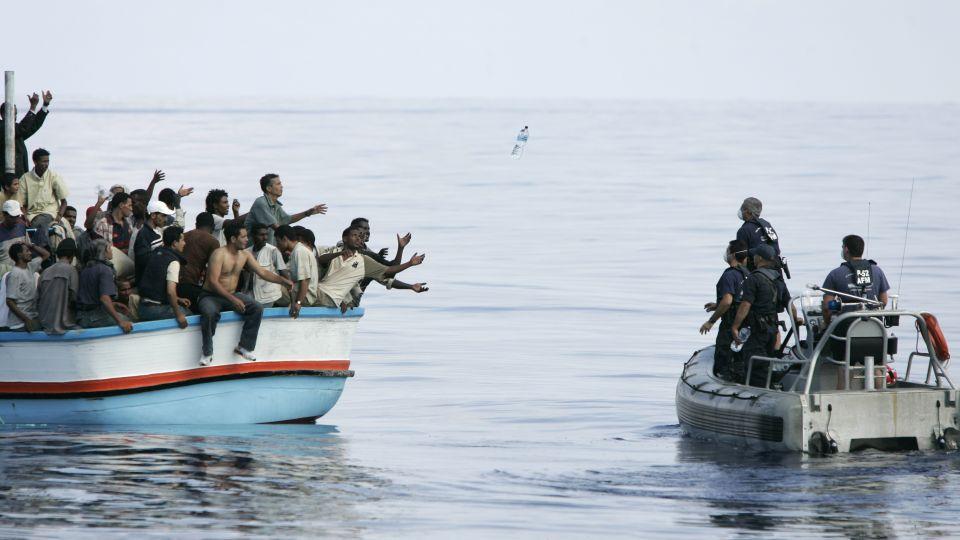 malta flygtninge 2015