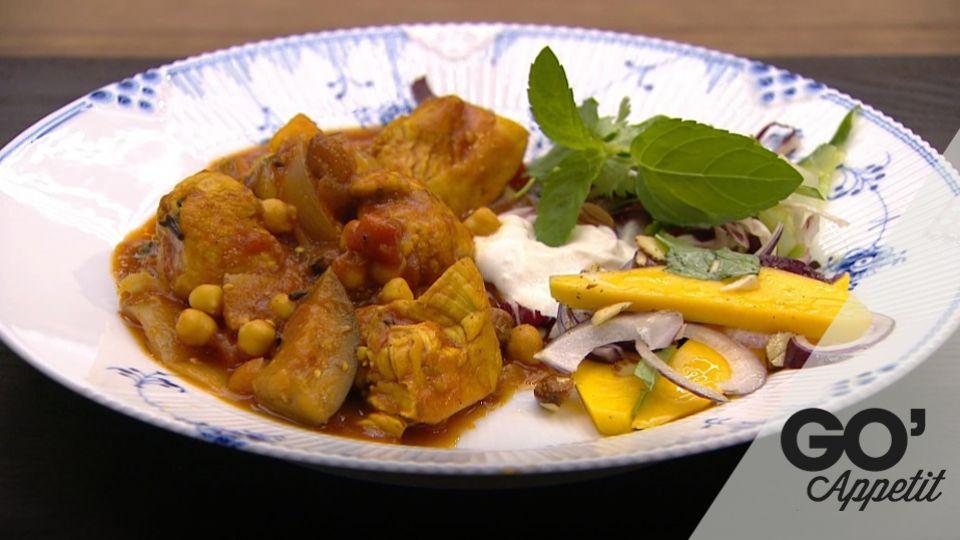 indiske mad opskrifter