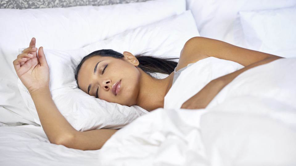 hvor varmt må et spædbarn sove