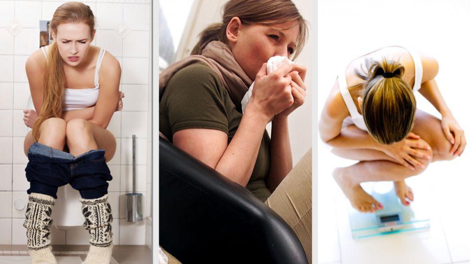 symptomer på kræft