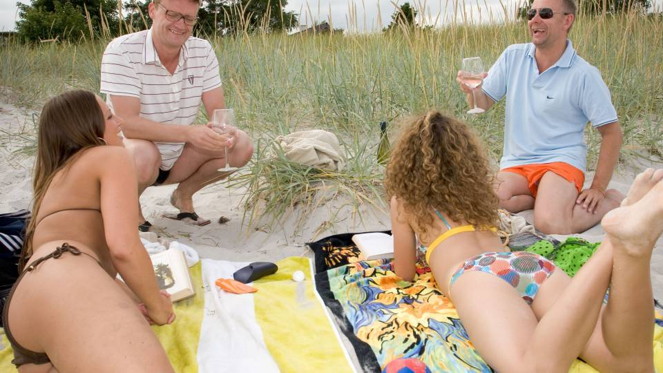 sex på stranden bornholm sex