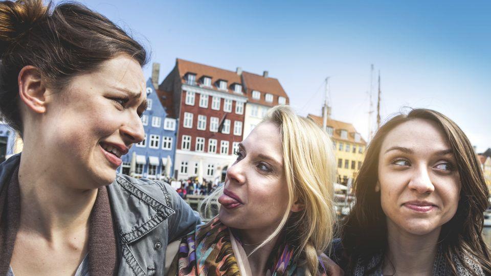 kvinder der sprøjter når de kommer date danmark