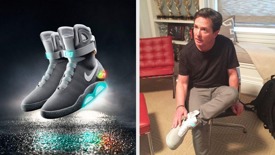 Nike bekræfter: Selvsnørende sko fra fremtiden kommer i 2016