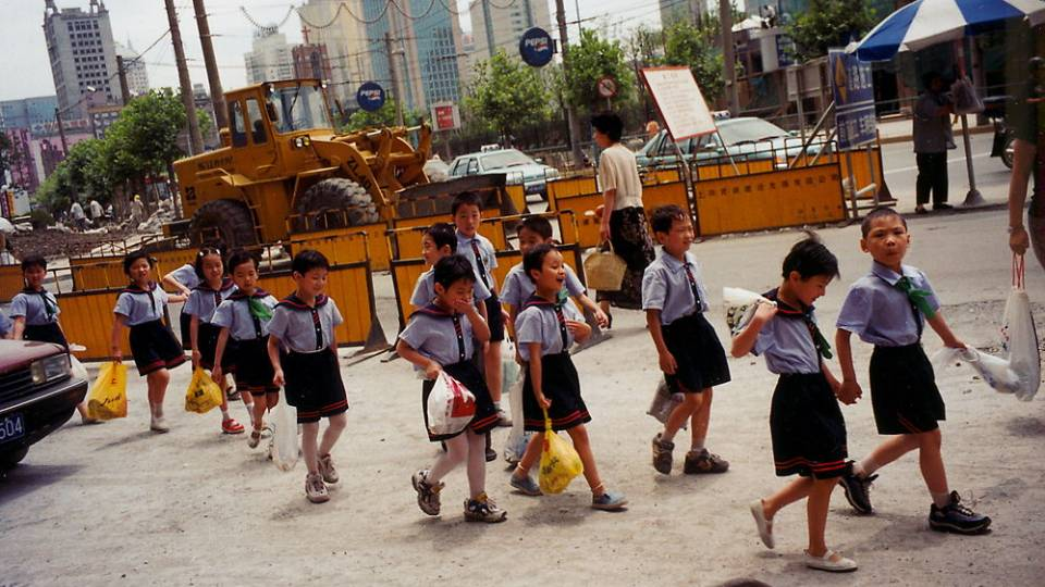 udland nyhedsbureau kina goer op med etbarns politik