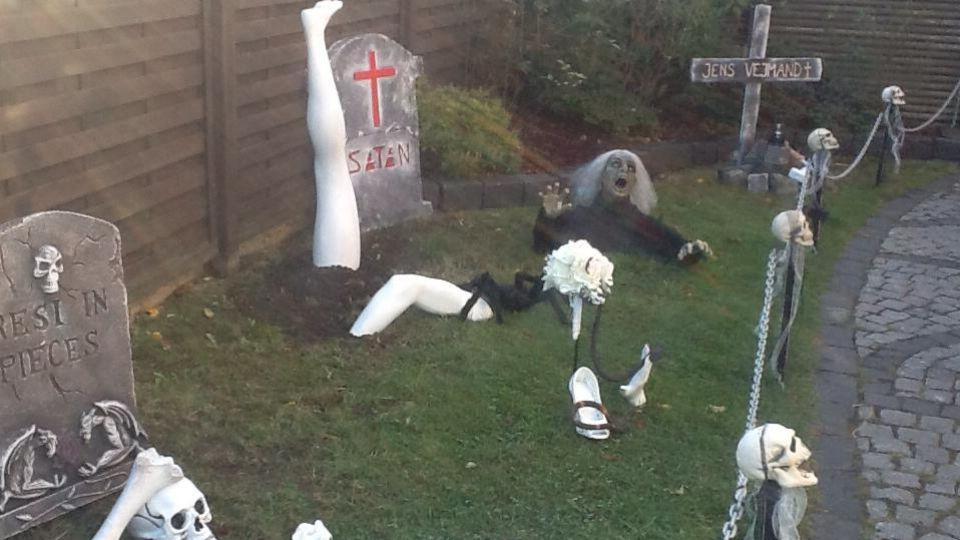 Se Læsernes Uhyggelige Halloween Billeder Tv 2