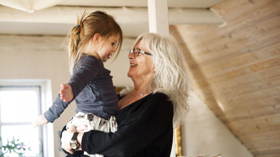 fradrag bedsteforældre pasning
