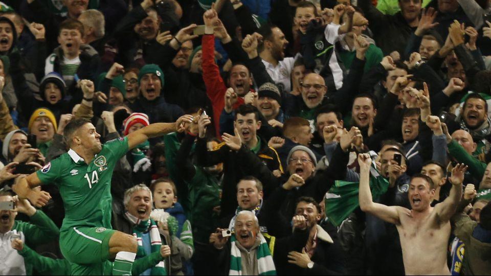 bosnien irland live