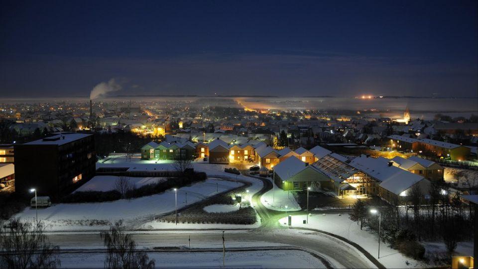 6364acdc6785 Klirrende kold nat  Her kan vi få ned til 10-13 graders frost - TV 2