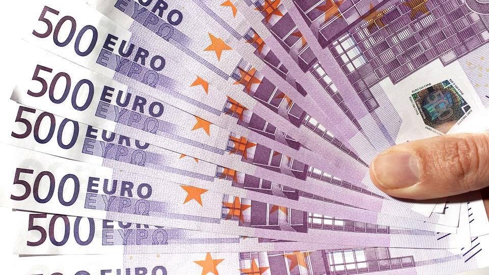 største euro seddel