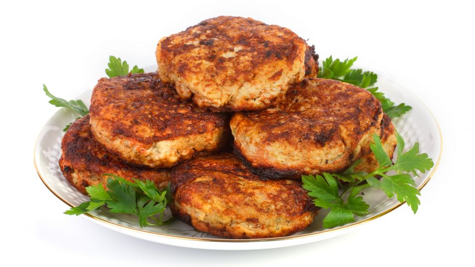 frikadeller opskrift kalvekød