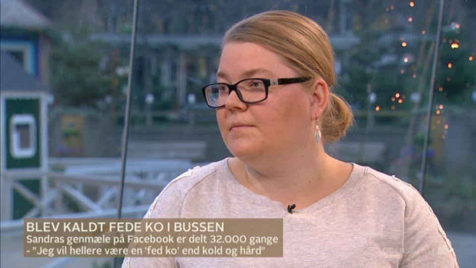 fed kvinde den første gang