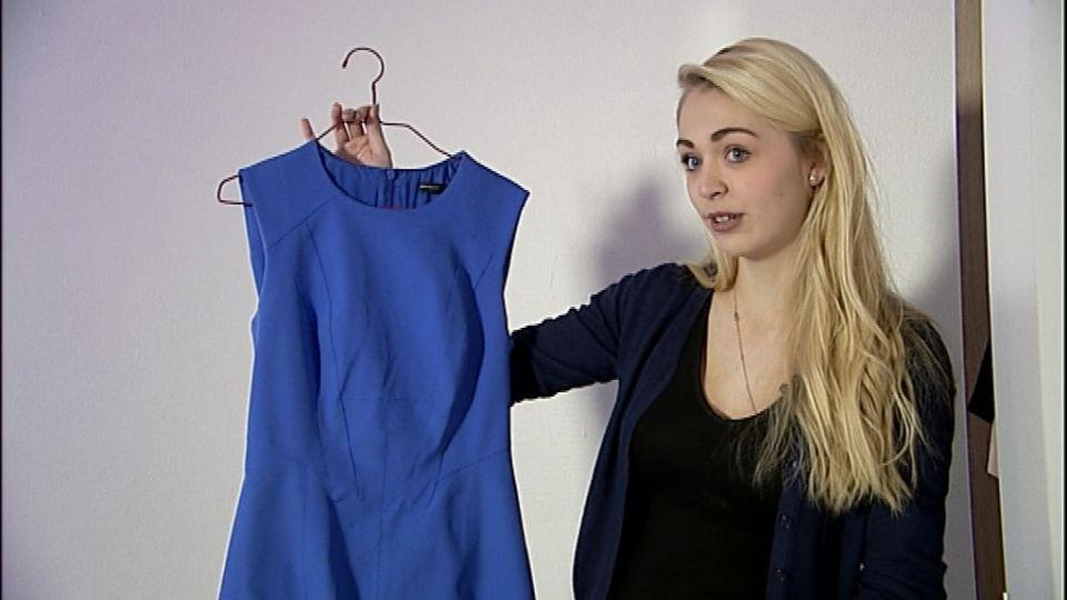 c2cf5fbd9833 Lej en kjole fra en anden kvindes klædeskab - TV 2