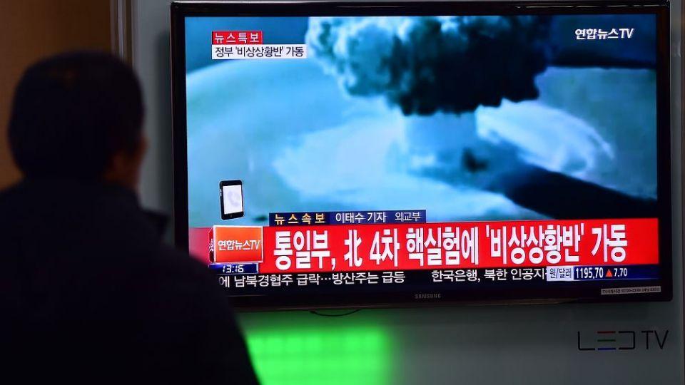 Ifølge sydkoreanske efterretninger var det muligvis ikke en brintbombe, der blev prøvesprængt i Nordkorea.