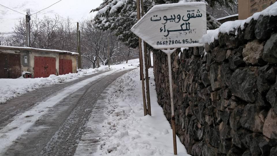 marokko vejr februar