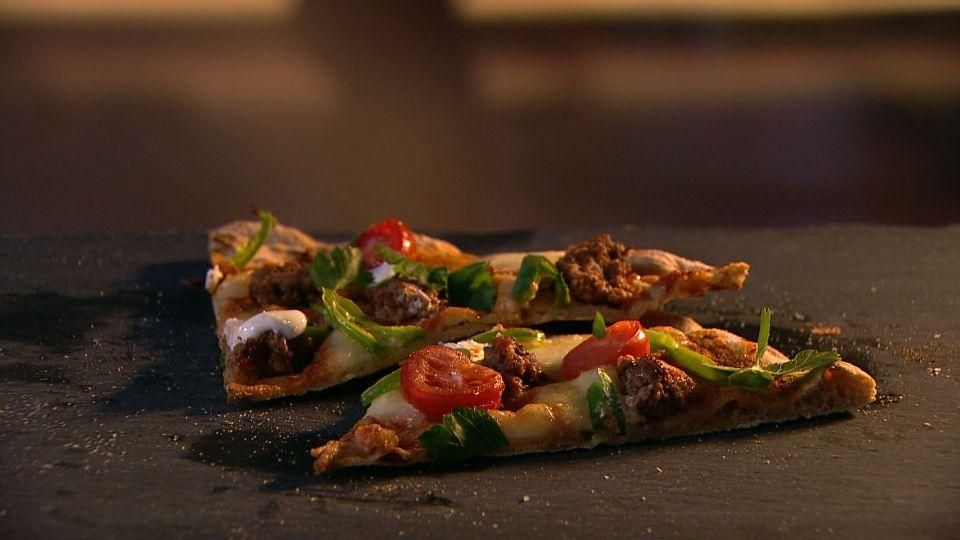 Mild tomatsovs til pizza
